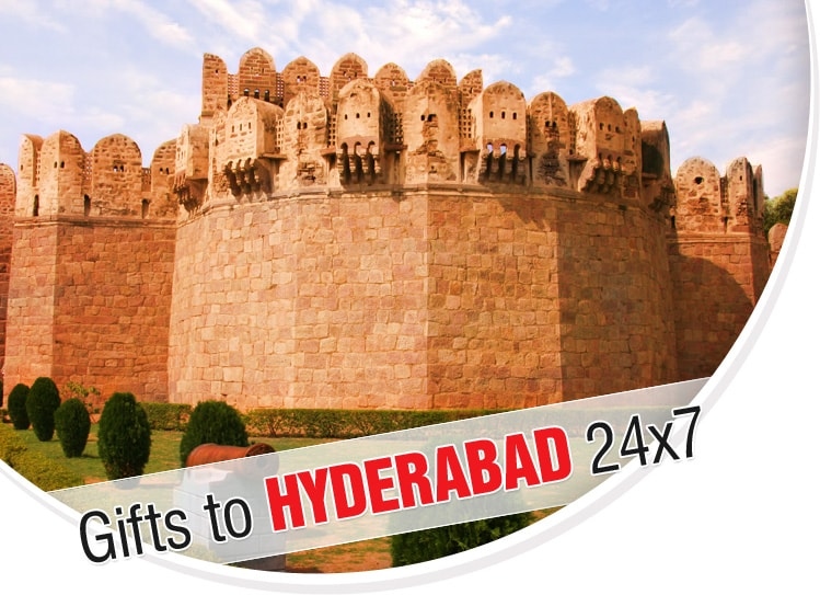 Gifts to Hyderabad: Send Pretty Flowers, Yummy Sweets, Soft Toys, Personalised Gifts | Send gifts to Hyderabad 24x7 at GiftsToHyderabad24x7.com